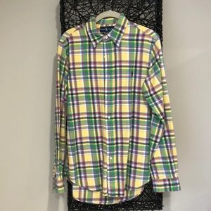 Ralph Lauren - Plaid Flannel Button Down - Men S